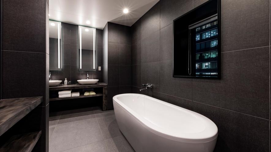 エグゼクティブツイン(60.0㎡)バスルーム