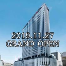 1階・2階にホテルエントランスを設置。12階から35階が客室です。
