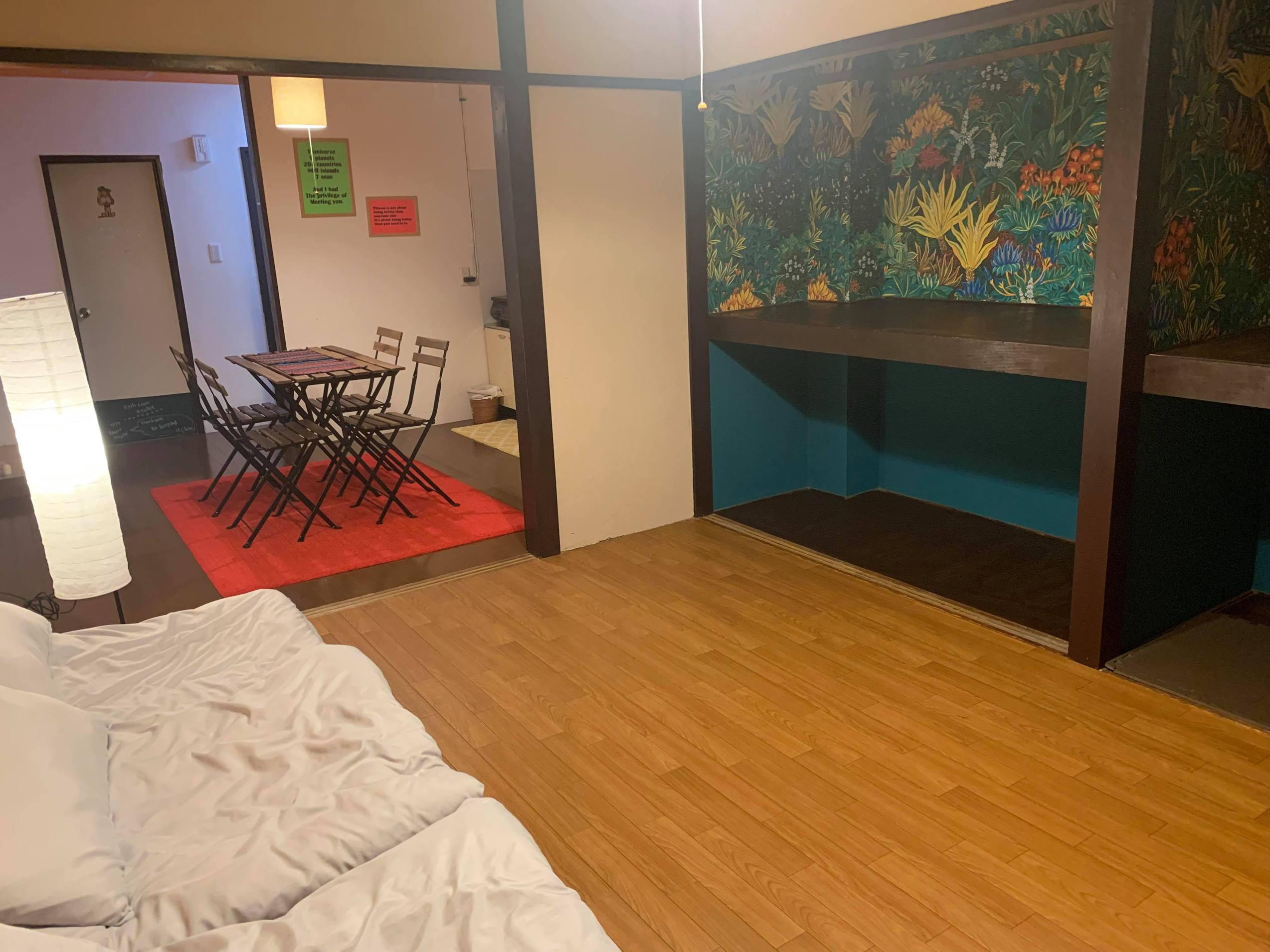 402 部屋