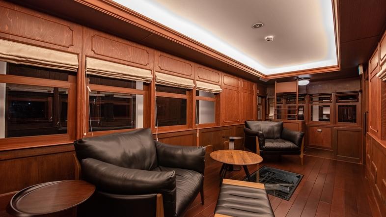 汽車ポッポ食堂と民宿・別邸