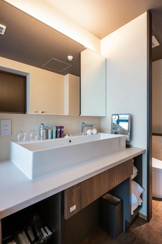 101号室バスルーム