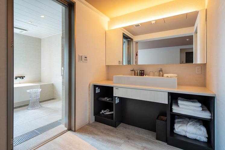 401号室バスルーム