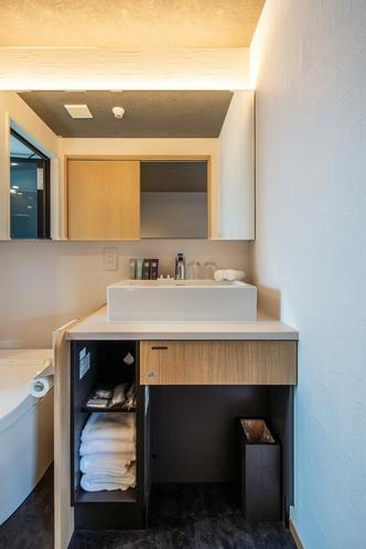403号室バスルーム