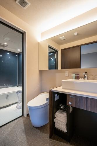 502号室バスルーム