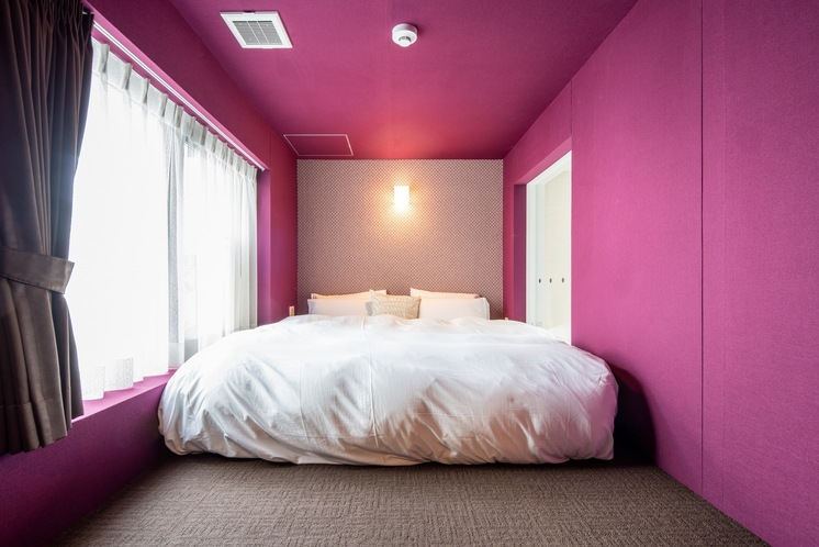 302号室客室