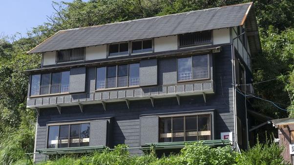 西伊豆・堂ヶ島・浮島海岸 30人用1戸建て
