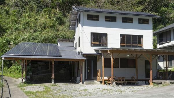 西伊豆・堂ヶ島・浮島海岸 22人用1戸建て