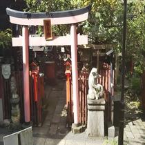 ◇柳森神社