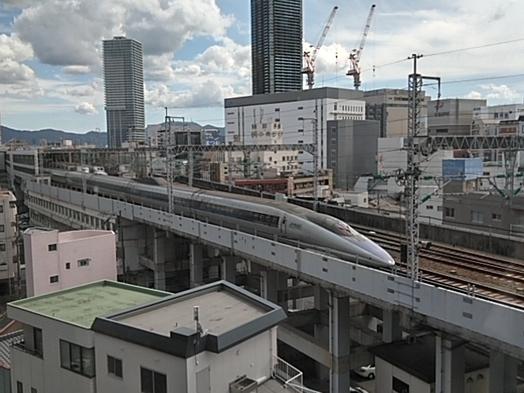 【新幹線ビュー】【高層階確約】市内側&高層階確約プラン♪ お部屋から新幹線が間近に!! 【素泊まり】