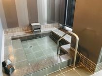 神代の湯 中伊豆から天然温泉を提供 女子風呂 外湯