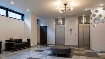 2階 エレベーターホール