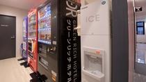 2階 自販機コーナー