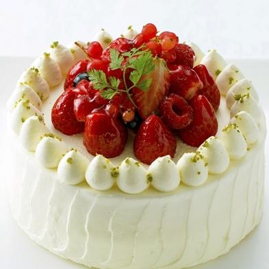 【Happy Anniversary】大切な記念日に贈る☆特製ケーキとミニブーケでサプライズ☆
