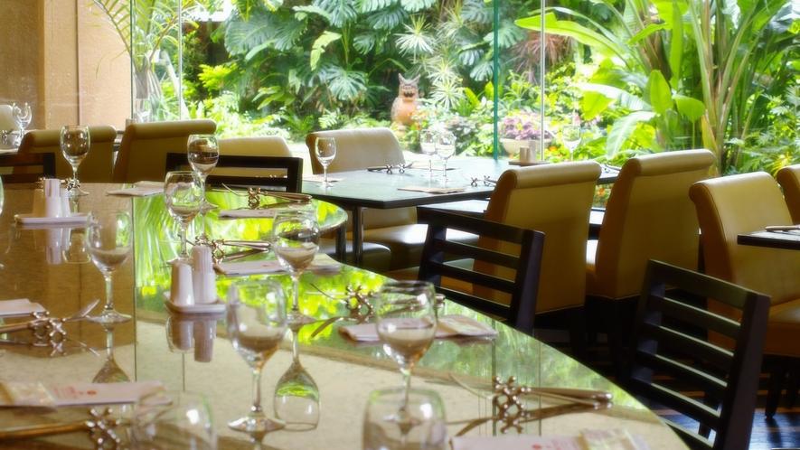 ガーデンレストラン「プランタン」