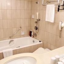 【客室】スタンダードルーム-バスルーム