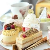 500【ファンタニ】ケーキセット