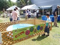 夏のイベント 移動動物園を開催 2019年は7月27日~8月15日迄