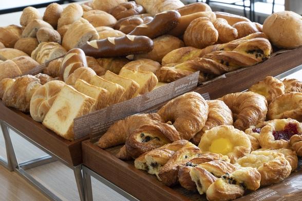 【お好みの具材でセルフサンドウィッチ】朝食付きプラン
