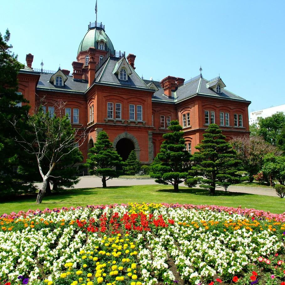 【周辺観光】北海道庁旧本庁舎(1)