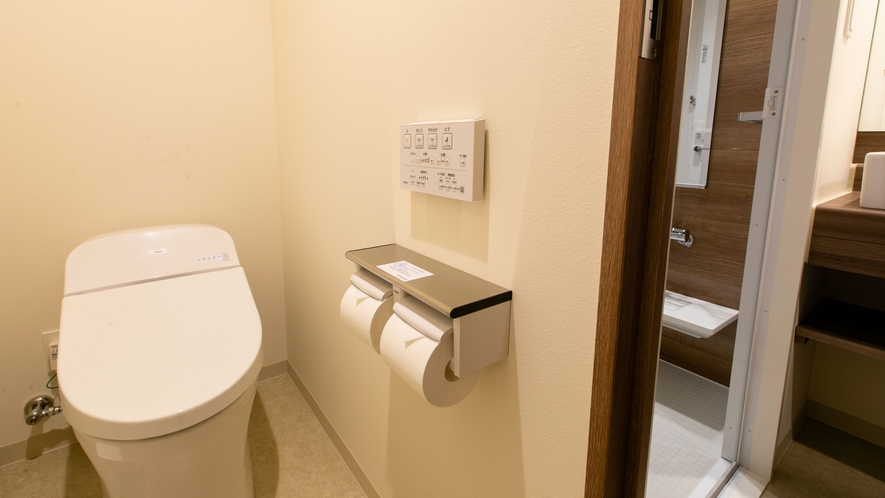 バス・トイレ独立(スーペリアツインルーム)