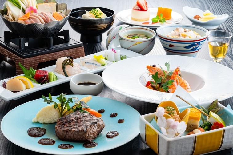 【夏旅セール】【2食付】旬の瀬戸内食材を創作会席料理で堪能♪<レギュラープラン>