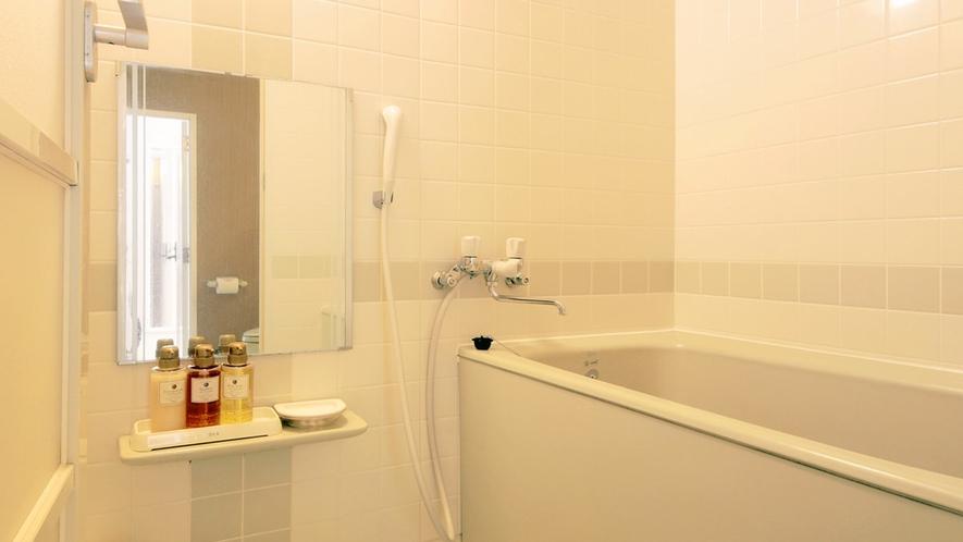 【洋室ツインA】バスルーム一例