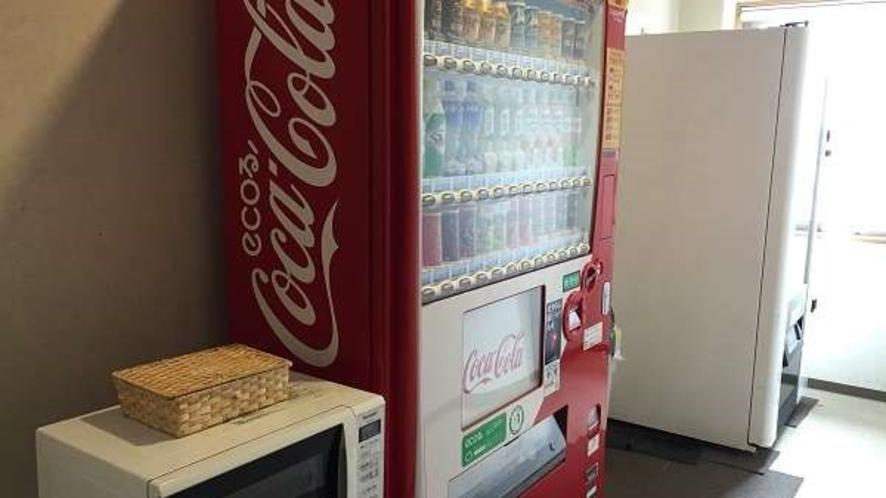 8階 自動販売機