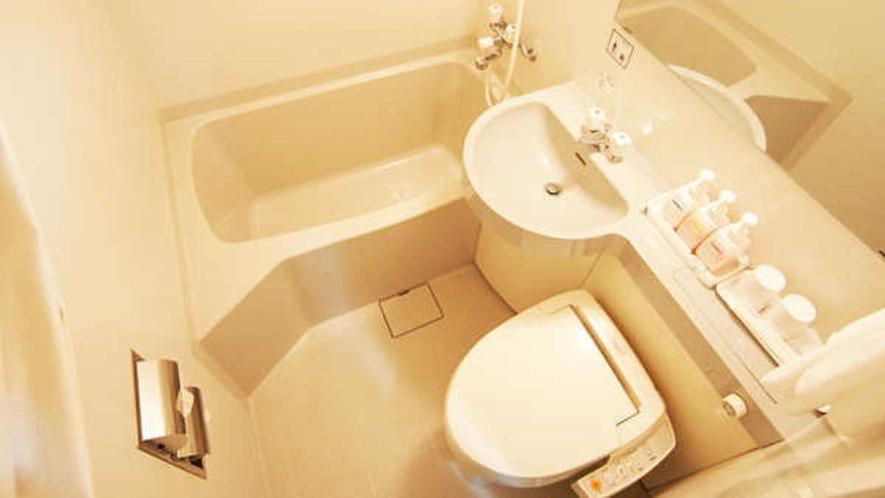 シングルAタイプ 浴室内