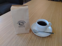 「ラブラドールビーンズコーヒー」さんの「ラブラドールオリジナルブレンド」