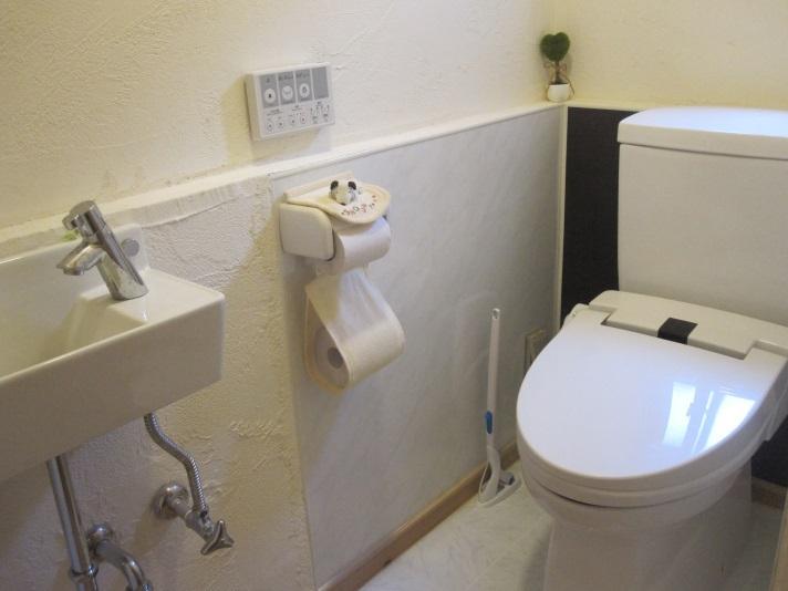 トイレ(温水便座)