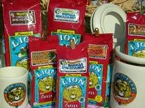ハワイアンコーヒー「LION COFFEE」