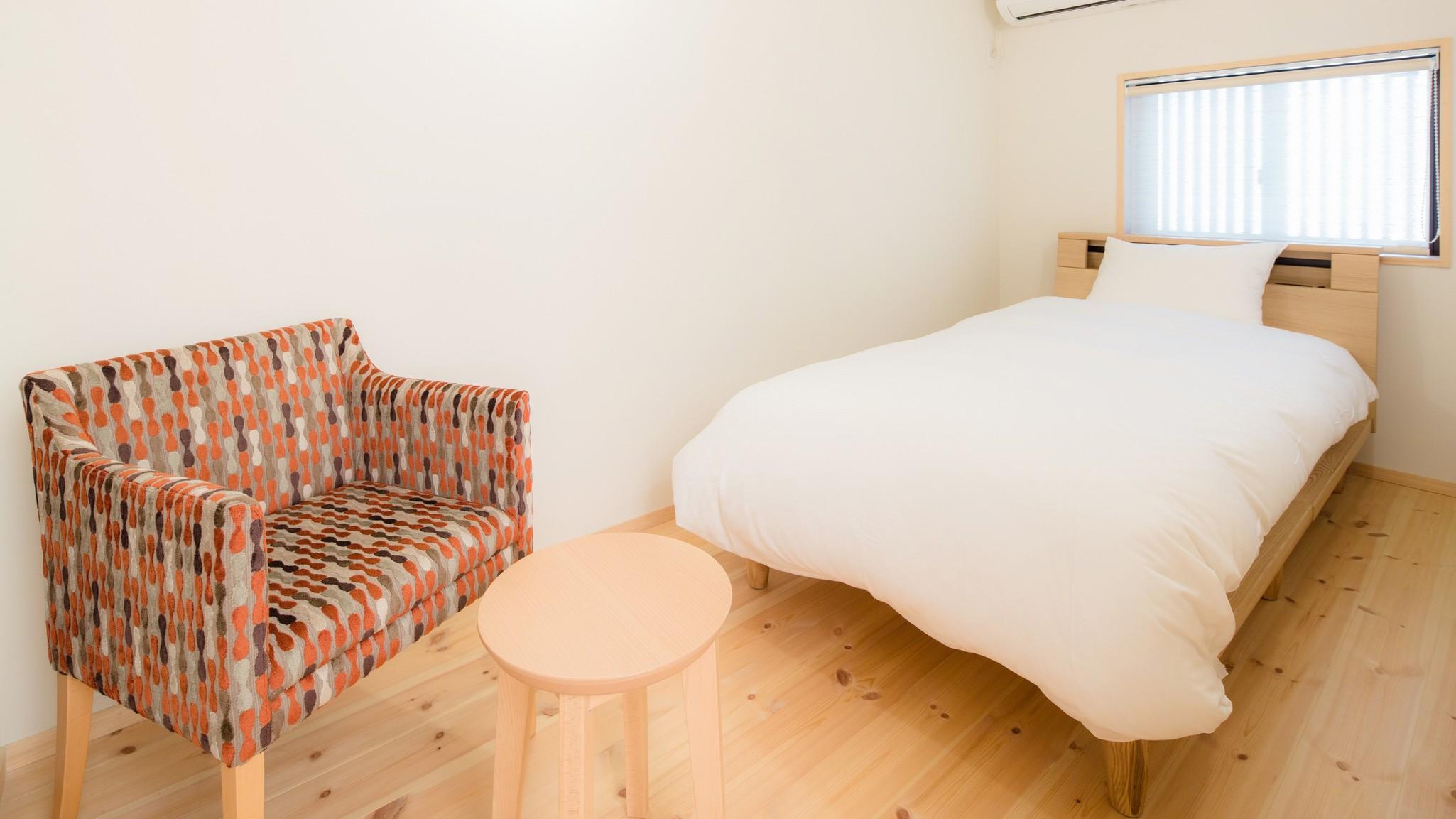2階:ベッドルーム