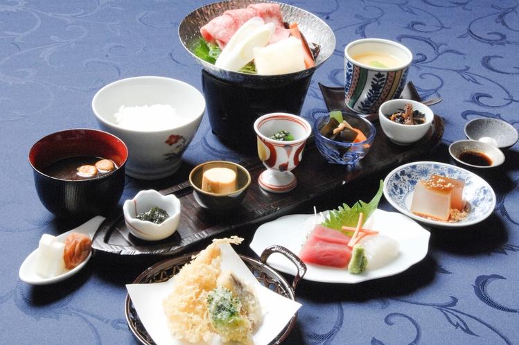 お食事処「扇」メニュー・四季まつり膳