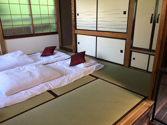 一階の和室