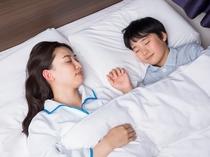 【利用イメージ】小学6年生まで添い寝無料