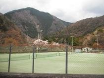 コンヤの里テニスコート