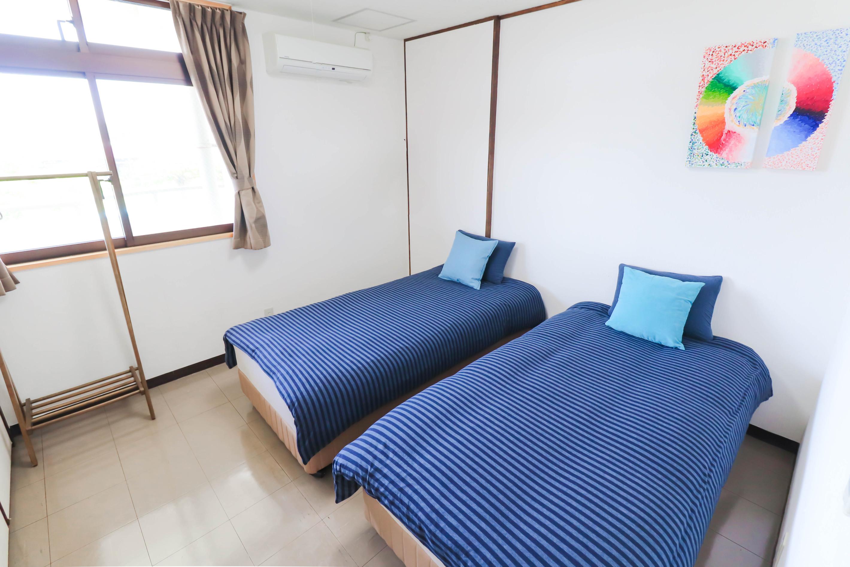 201 2ベッドルームアパートメント