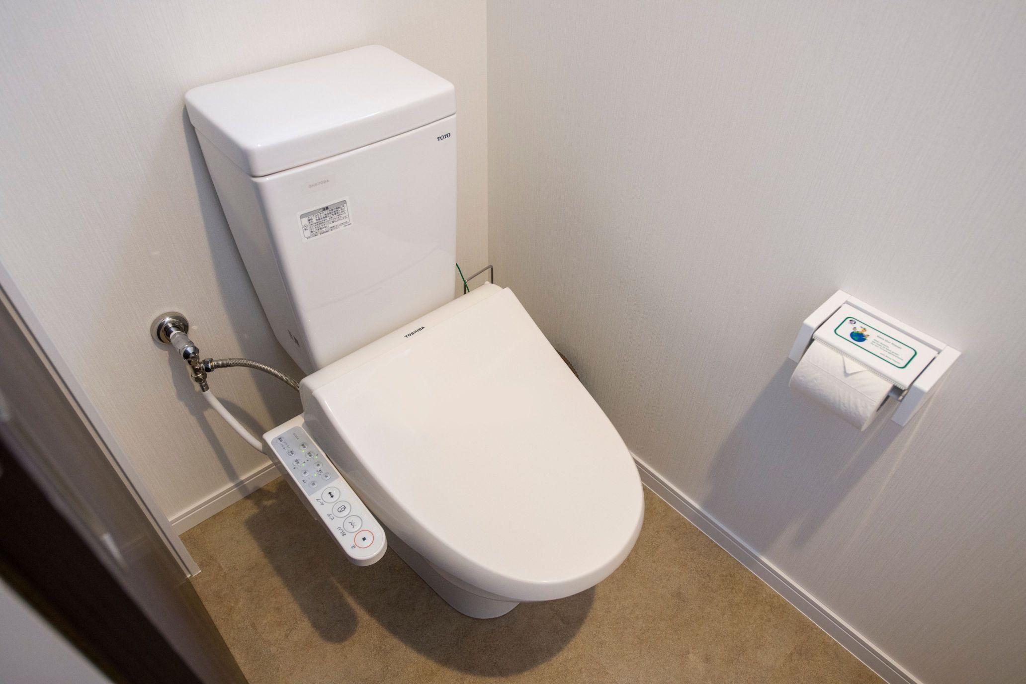 全部屋設備(トイレ)