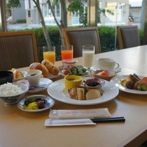朝食画像2