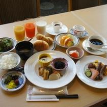 朝食画像1
