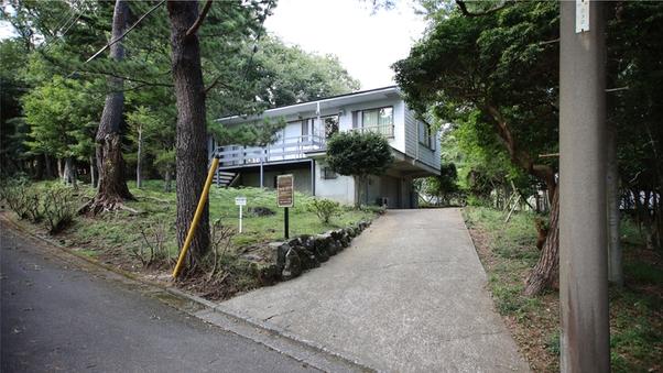 【赤沢E-35-1】アメリカンハウス風プレイルーム付貸別荘