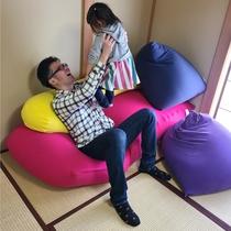 【赤沢望洋台A-32-2】子供が和室で楽しんでいます♪