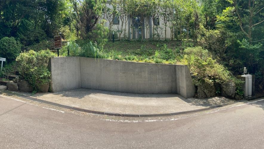 【伊豆スカイライン330】駐車場