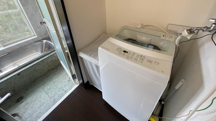 【伊豆スカイライン196-1】洗濯機