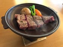 追加料理 国産牛ステーキ