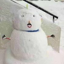 雪だるま♪