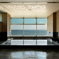 海が見えるお風呂