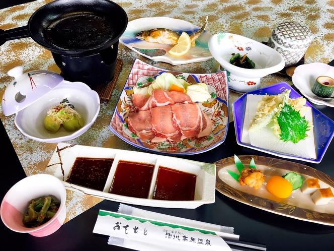 須川高原温泉3県焼肉のタレ味くらべ