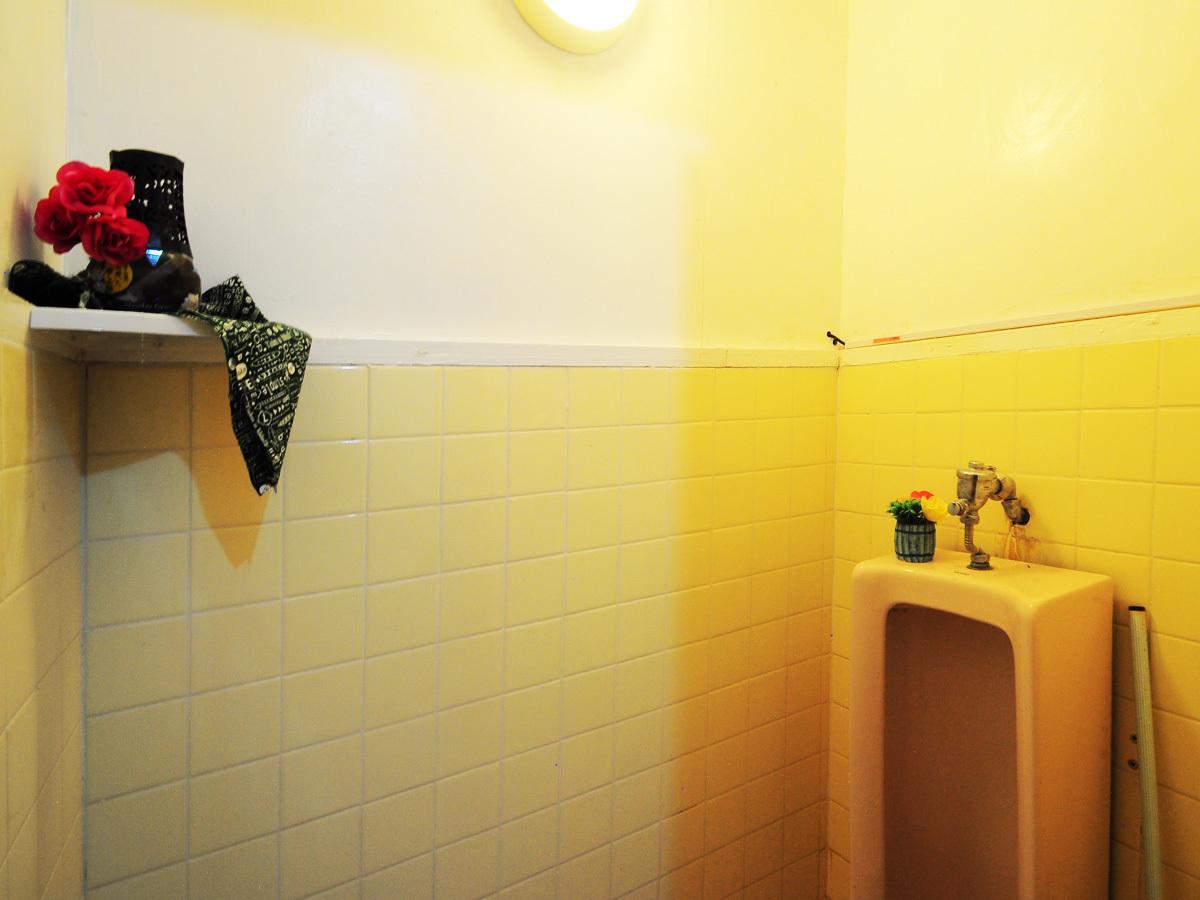 【共同】1階共同トイレ(男性用)