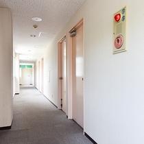 *【本館廊下